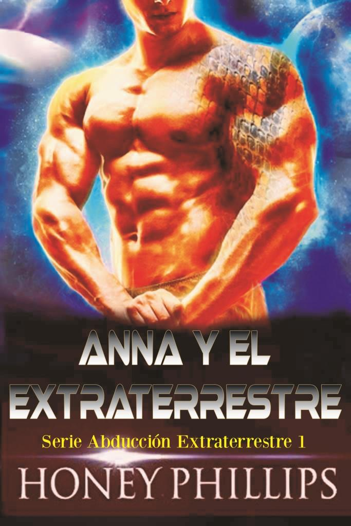 01   Anna Y El Extraterrestre Caratula
