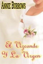 Annie Burrows    El Vizconde  y la Virgen Caratula