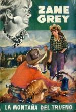 la montana del trueno zane grey